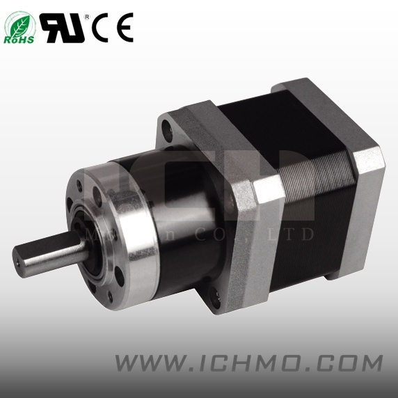Hybrid Stepper Planetary Gear Motor (H421-1) 42mm
