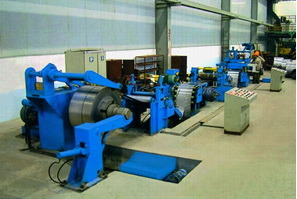 Fast Speed Ctl Cutting Line