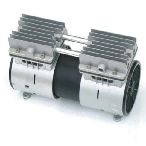 Oilless Silent Dental Screw Air Compressor
