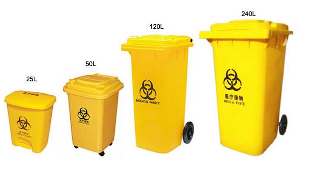 120liter Waste Container En840