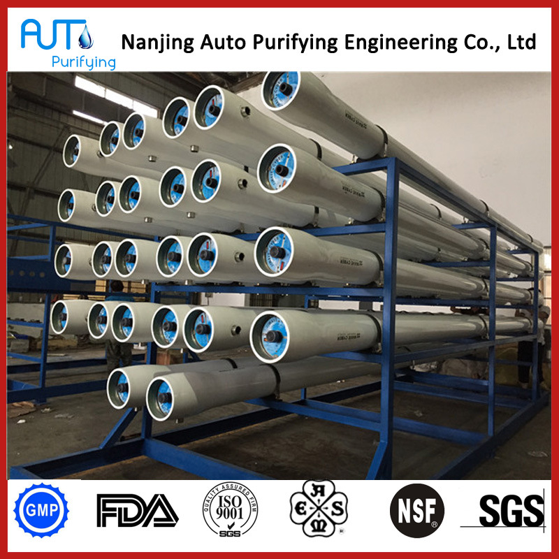 Continuous Filtration Industrial RO Reverse Osmosis System