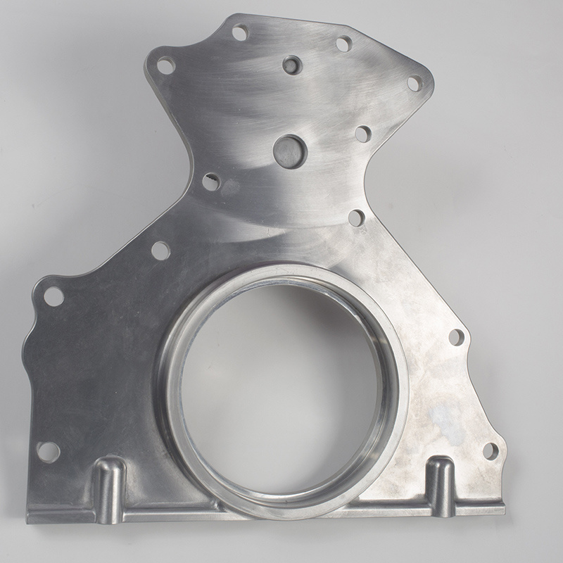 Aluminum/ Machinery Cover/ Pressure Casting/CNC Machining /Die-Casting Machining Parts