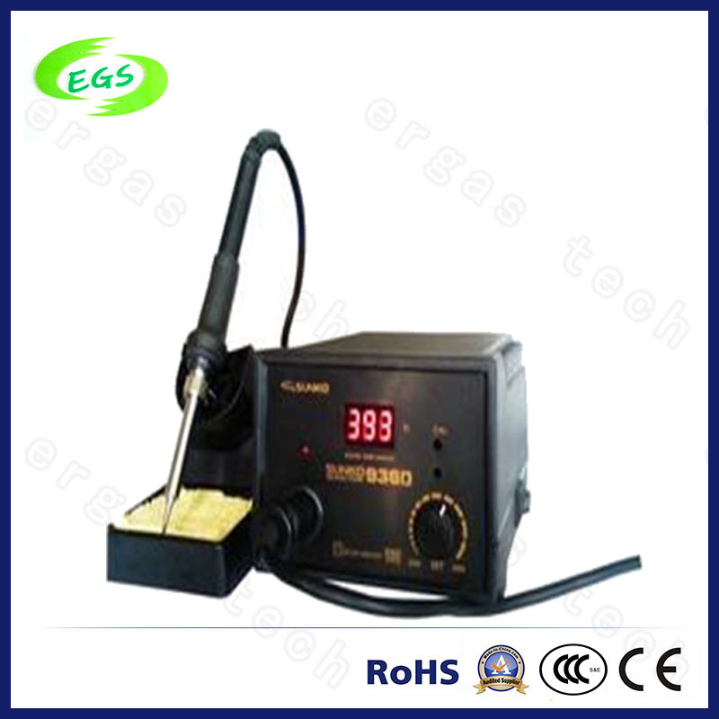 ESD Antistatic Eco-Friendly Lead-Free Soldering Station and Soldering Iron (EGS-945)