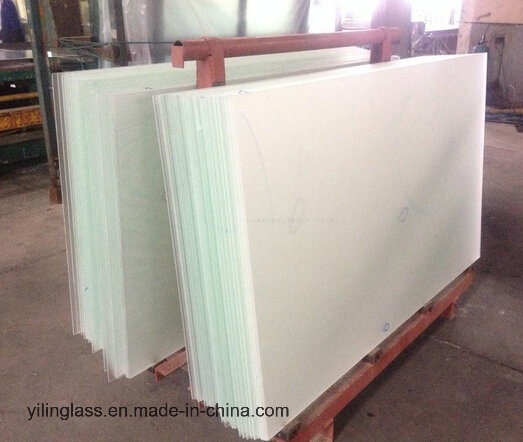 Tempered Solar Glass with 3.2mm 4mm Ultra Clear, AR Coating