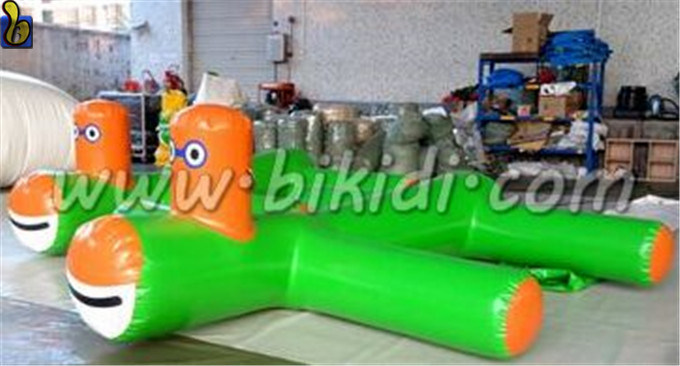 Inflatable Water Park Games, Inflatable Floating Water Park, Inflatalbe Floating Toy D3047
