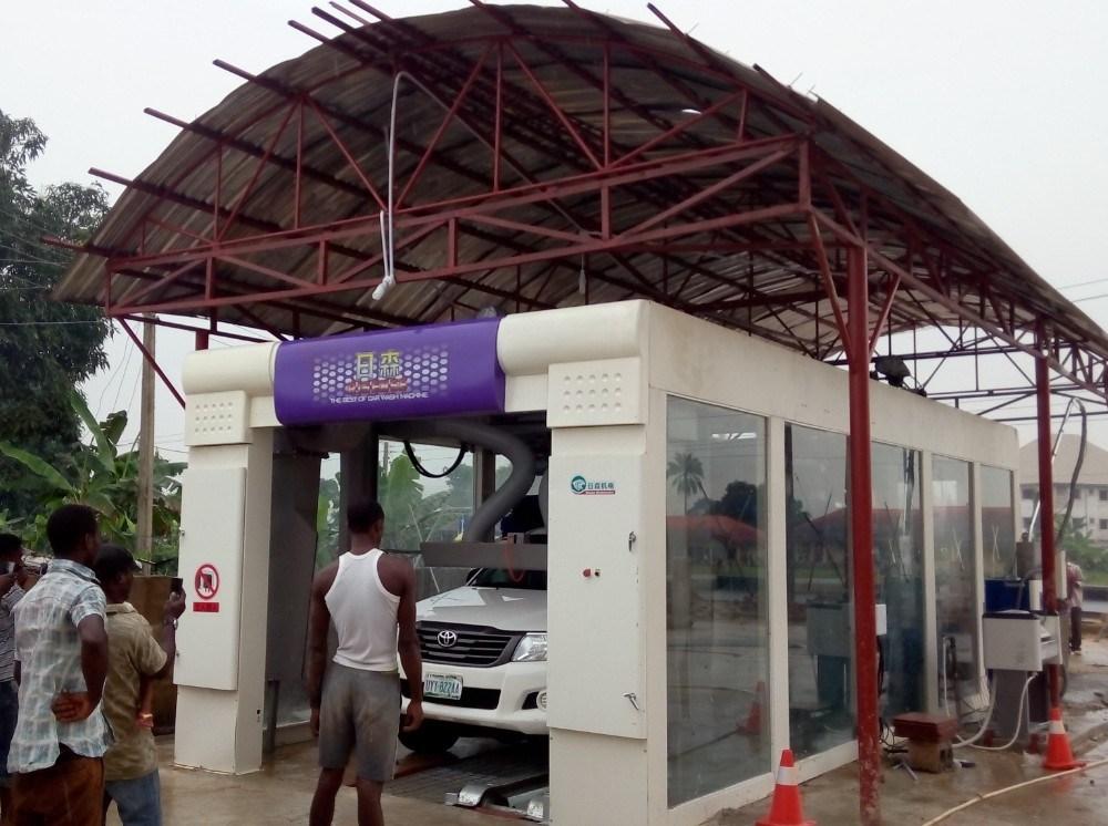 Automatic Tunnel Vehicles Wash Machine, Car Wash Machine