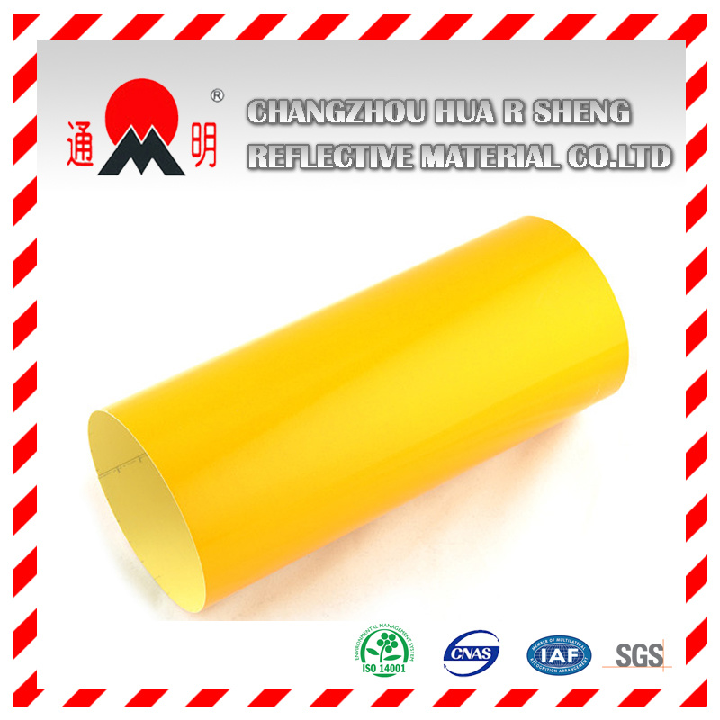 Acrylic Advertisement Grade Reflective Material (TM5200)