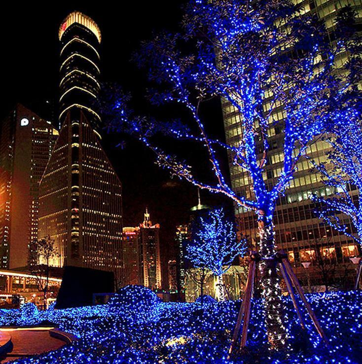LED Net Lights Christmas Lights Holiday Festival Decoration