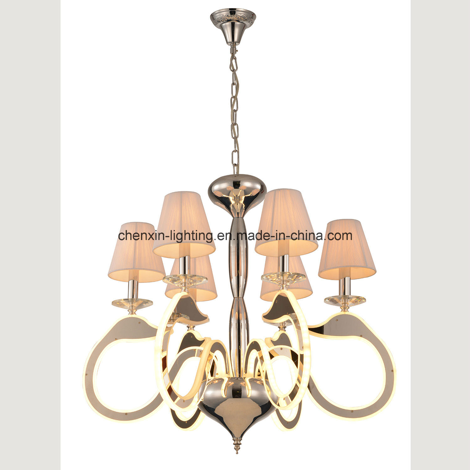 New Decoration Projection Swan Acrylic Chandelier/Hanging Light
