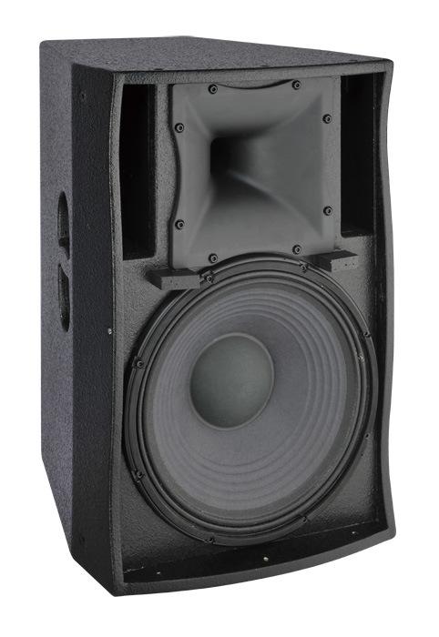 2014 Cvr Two-Way, Full Range System Loudspeaker CV-152b