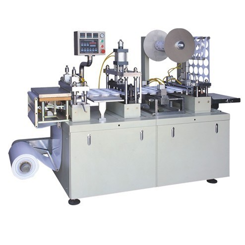 Plastic Lid Forming Machine