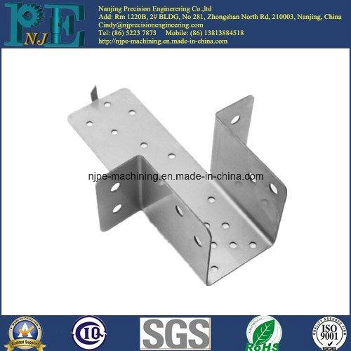 Precision CNC Machined Stamping Aluminium Parts