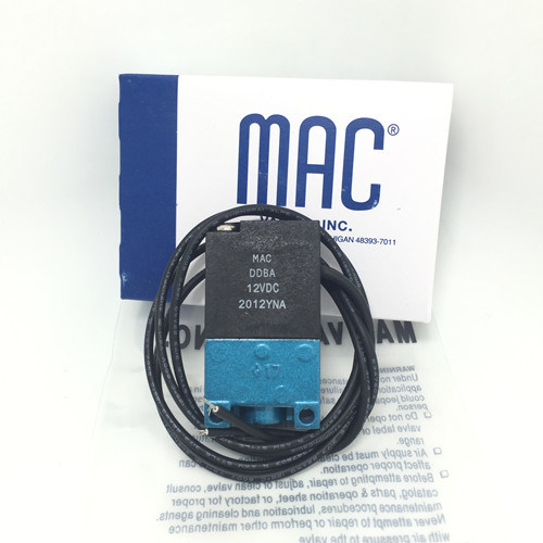 Mac 35A-Aca-Ddba-1ba Solenoid Valve