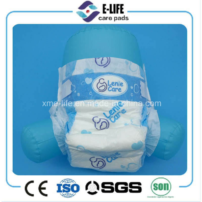 Hot Cheap PE Tape Baby Diaper Manufacturer