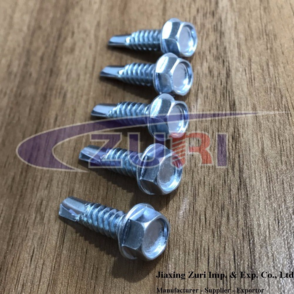 Self Drilling Screw 5.5X25