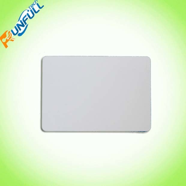 Good Quality Inkjet Printable Plastic Card with PVC Material