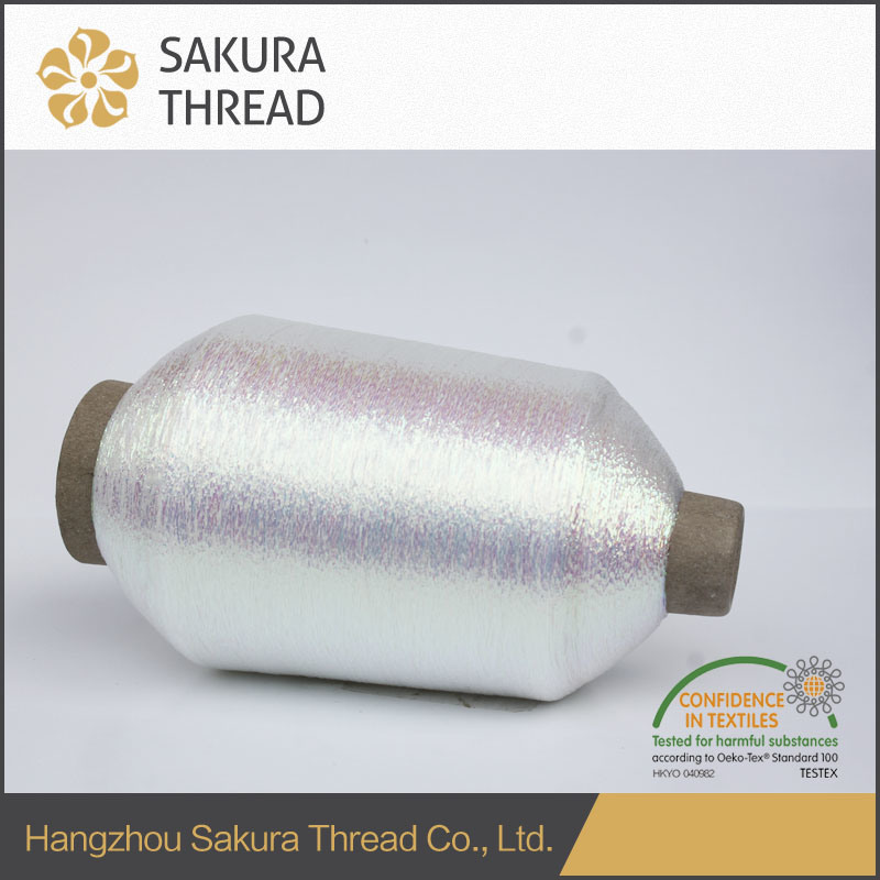 Acid Resistant Metallic Thread for Embroidery