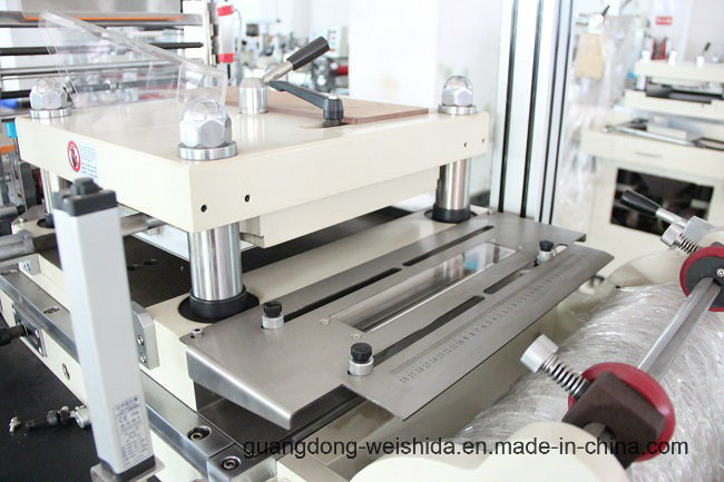 New CNC Double-Servo Hi-Speed Automatic Die Cutting Machine Was350