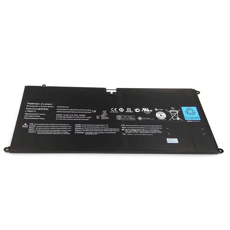 New L10m4p12 Laptop Battery/Lithium Battery for Lenovo Ideapad U300 U300s Yoga 13