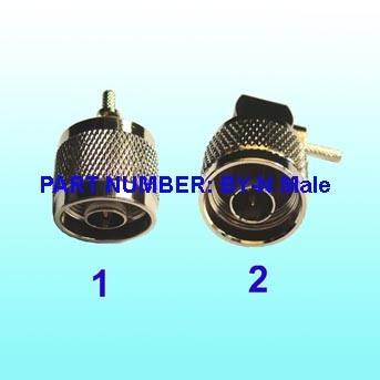 N Male/N Female Connectors (N Male /Female)