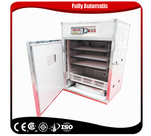 Ce Approved Small Newest Poultry Goose Egg Incubator for Sale