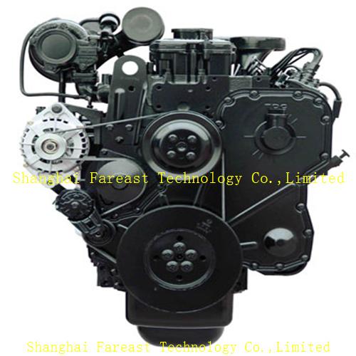 Cummins 6ltaa8.9-M Diesel Engine for Marine and Genset