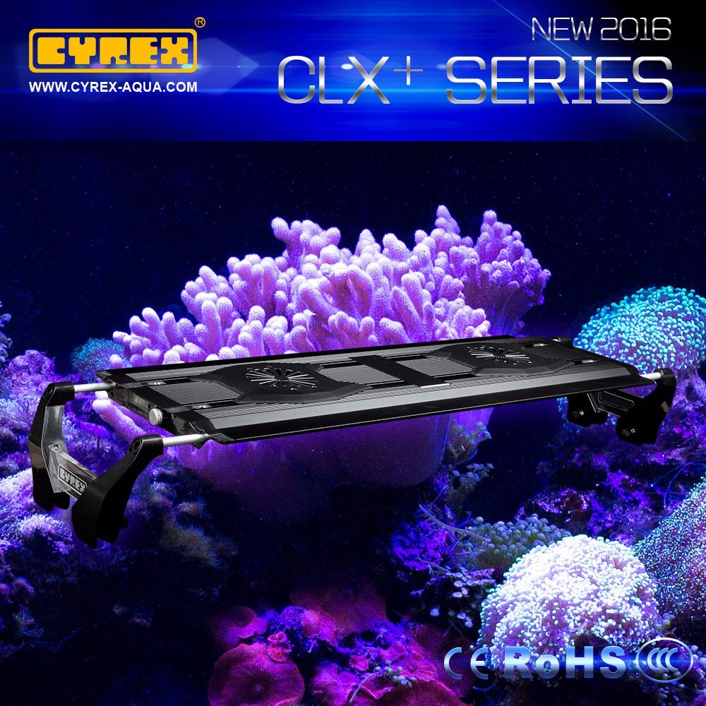 Hot Sale Smart Coral Reef Used Aquarium LED Lighting for Marine Tank