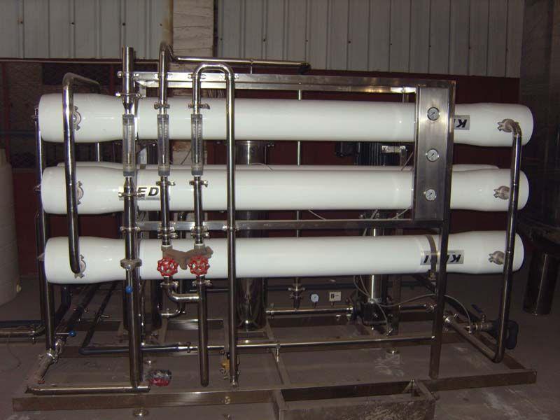 RO Equipment Seawater Desalination Machine Yacht Equipment
