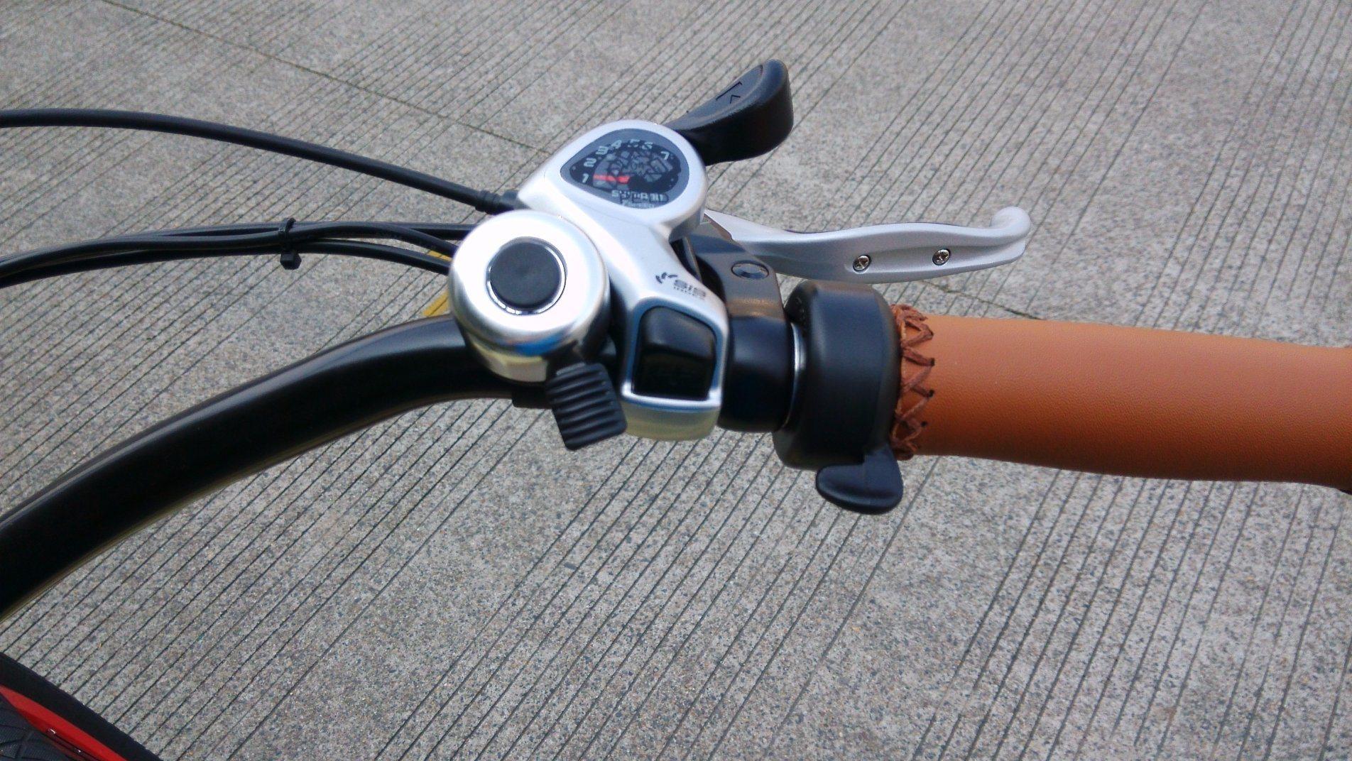 En15194 Cheap E-Bike Lightweight Alloy Hubs Beach Cruiser Electric Bike
