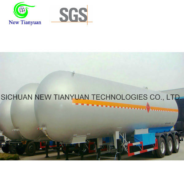 10m3 Effective Capacity LNG Cryogenic Tank