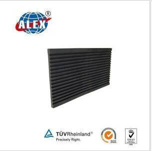 HDPE EVA Rubber Rail Pad for Railroad