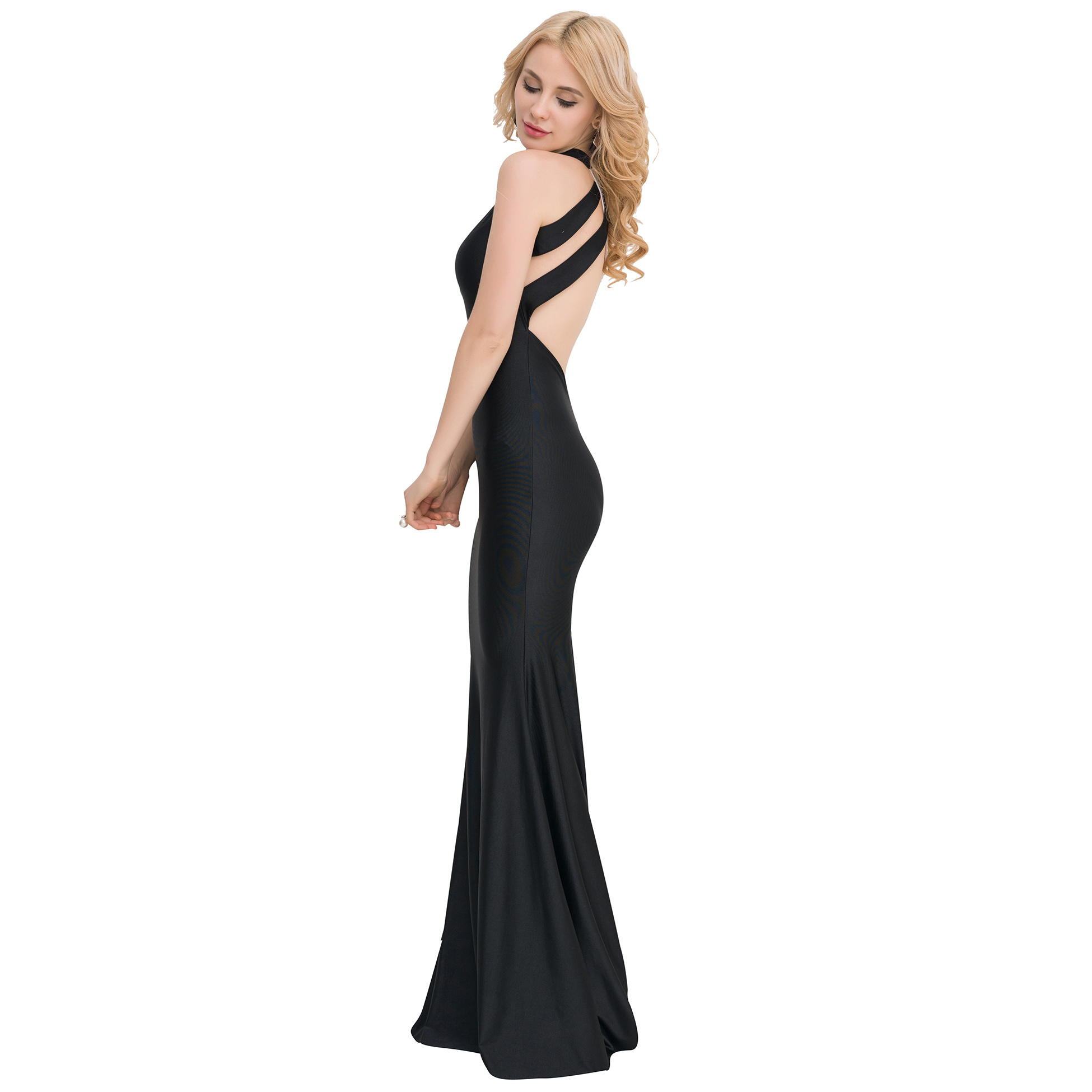 Best Sale Sequins Sexy Evening Dresses