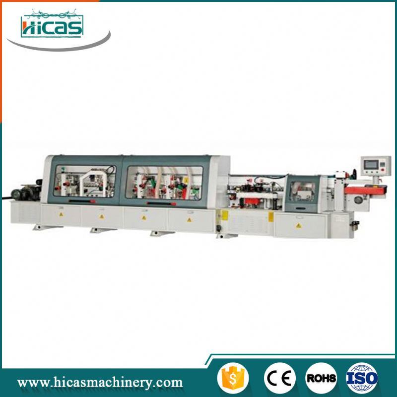 Auto Straight Woodworking Machinery Edge Banders