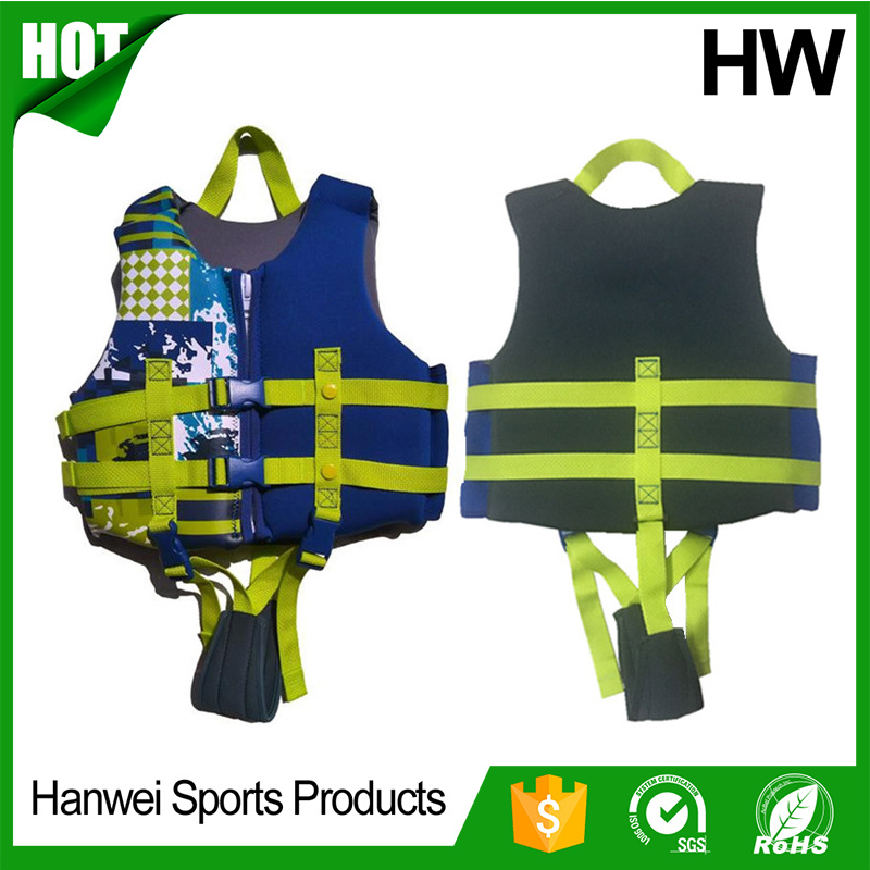 Child 2-Buckle Deluxe Swimming Floatation Life Jacket (HW-LJ006)