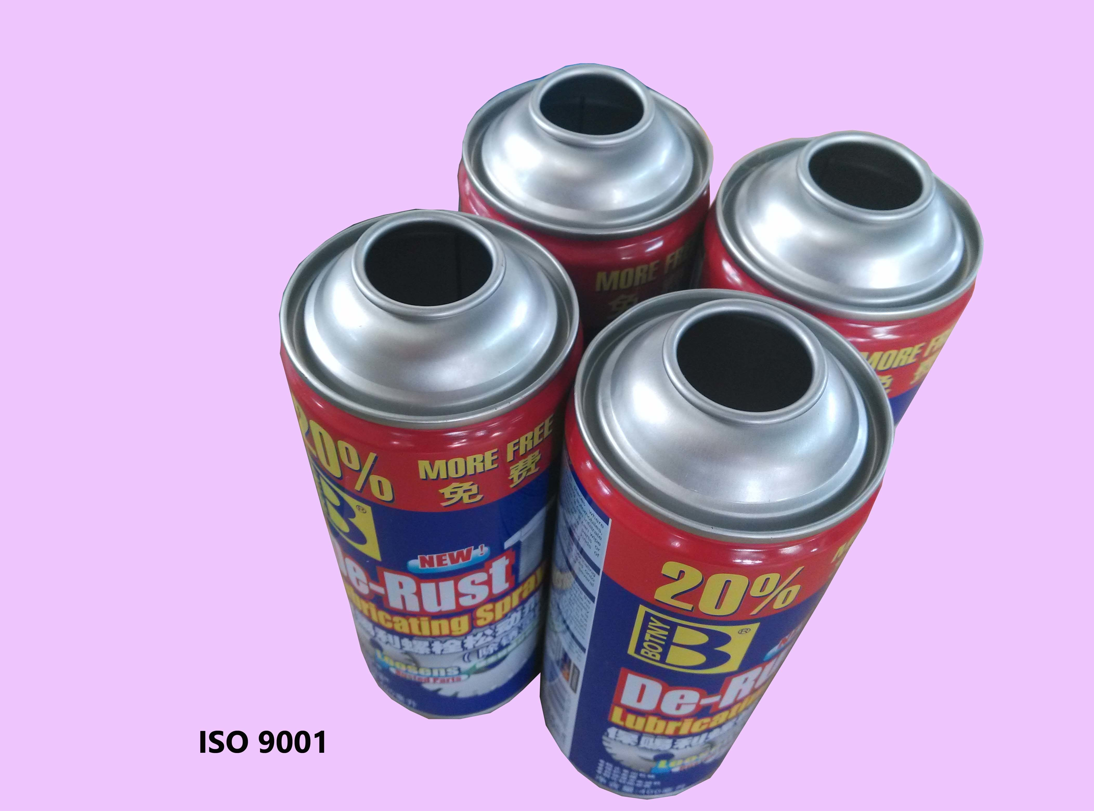 Empty Spray Paint Cans for Whole Sale