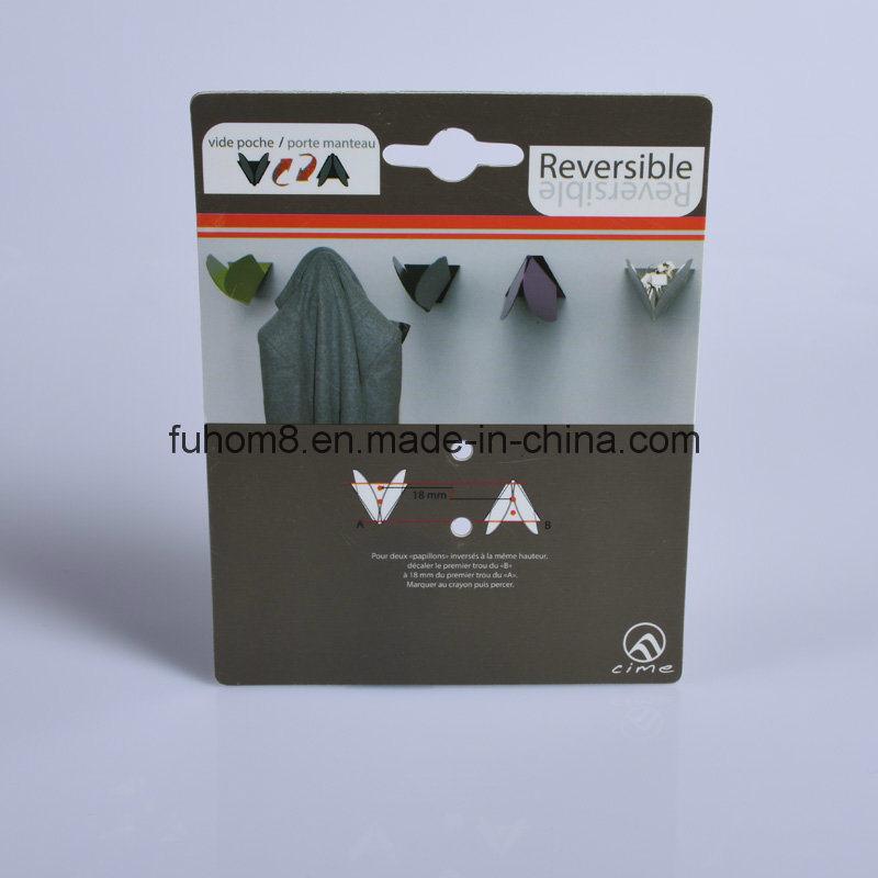 Custom Printed Plastic PP Packaging Card