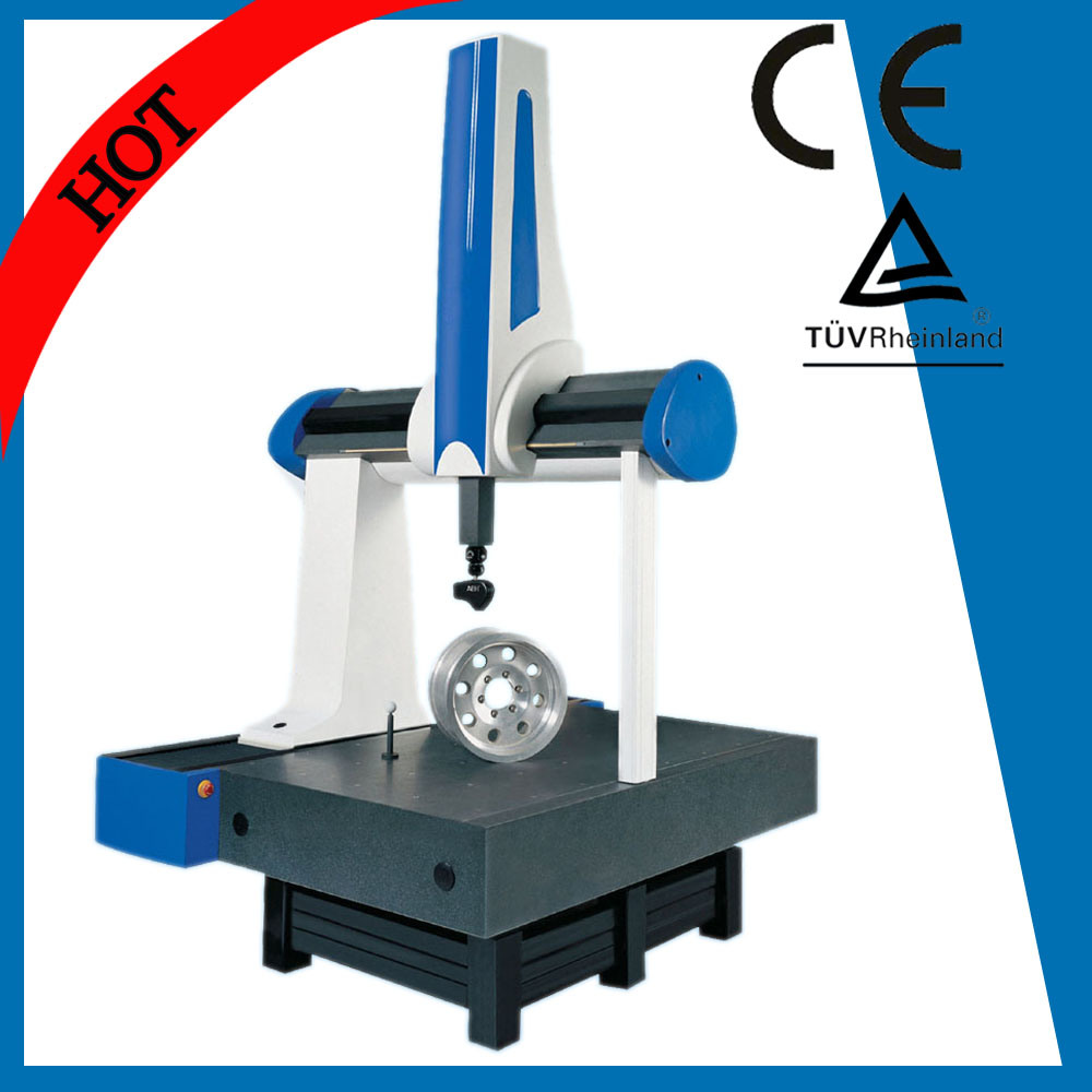 Metrology Linear Roundness Video Measuring Machine (Test circular size)