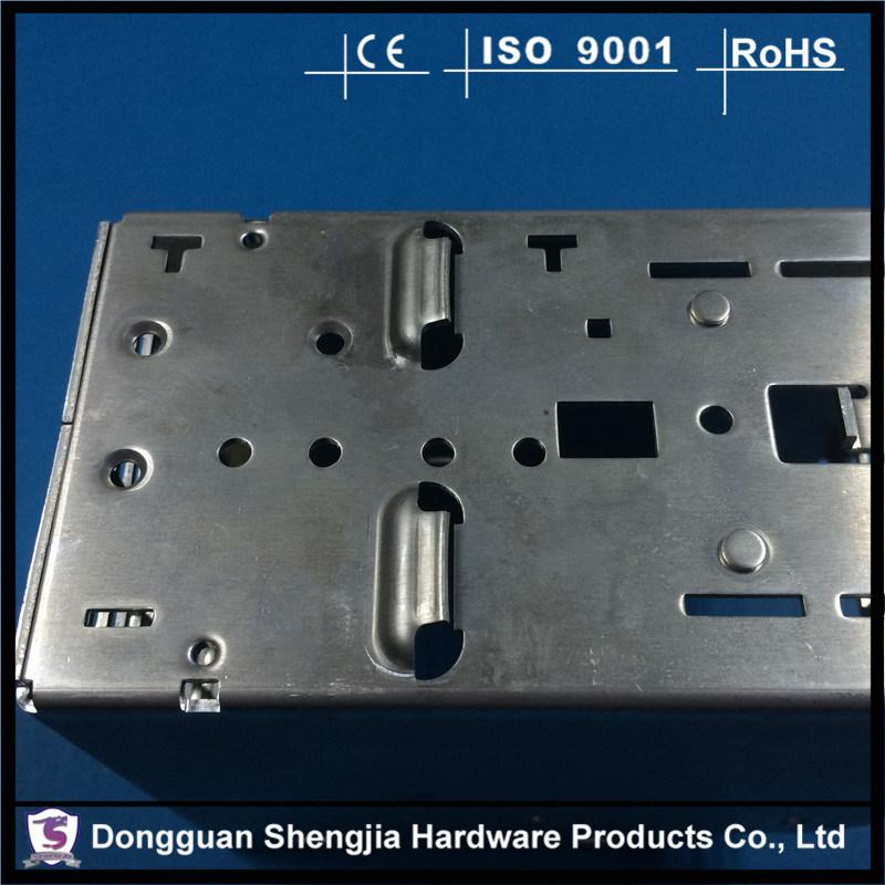 China Sheet Metal OEM/Custom Precision Aluminium Stamping