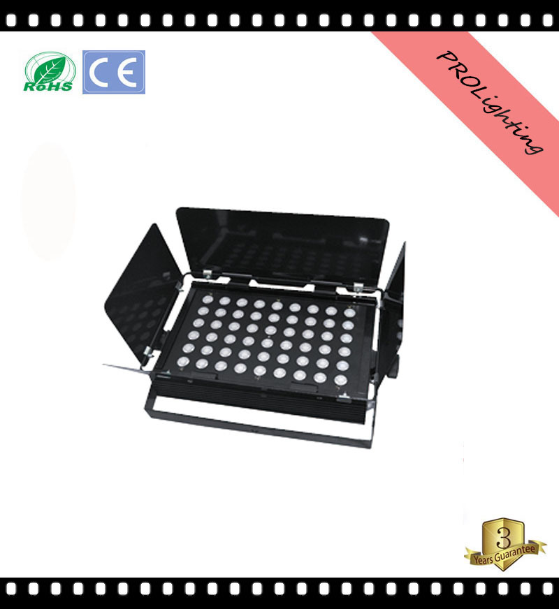 LED Stage Effect Light 54X3w RGB 3in1