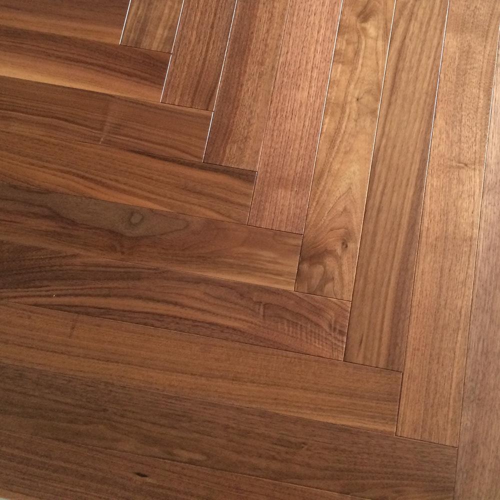 Herringbone Parquet Floor Engineer Wood Flooring