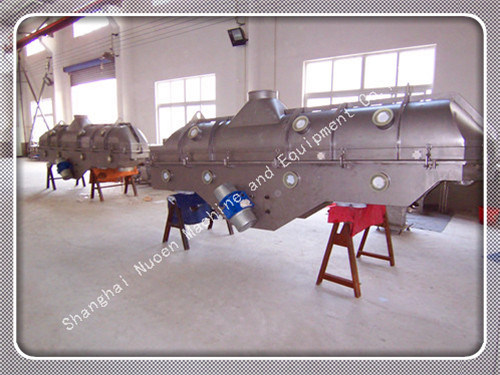 Nuoen Ten Meters Vibration Fluidized Bed Drying Machine