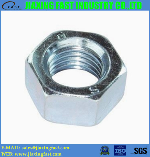 Hex Nuts /DIN934/ISO4032/ASTM A194 2h/ Stainless Steel Hex Nuts.