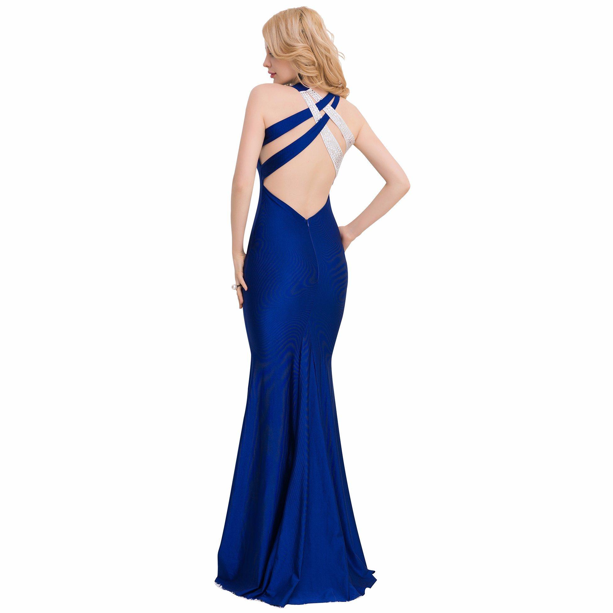 Best Sale Sequins Sexy Evening Dresses