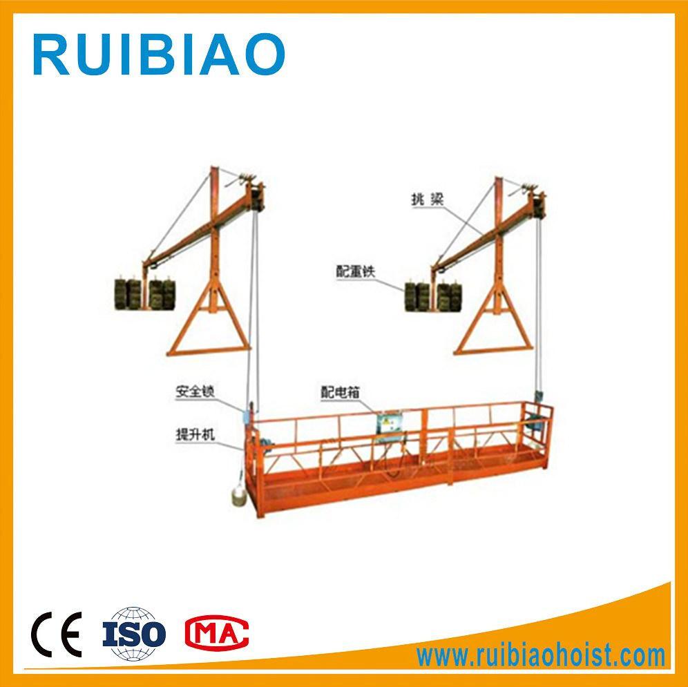 Suspended Platform Scaffolding Prop Aluminum Platform