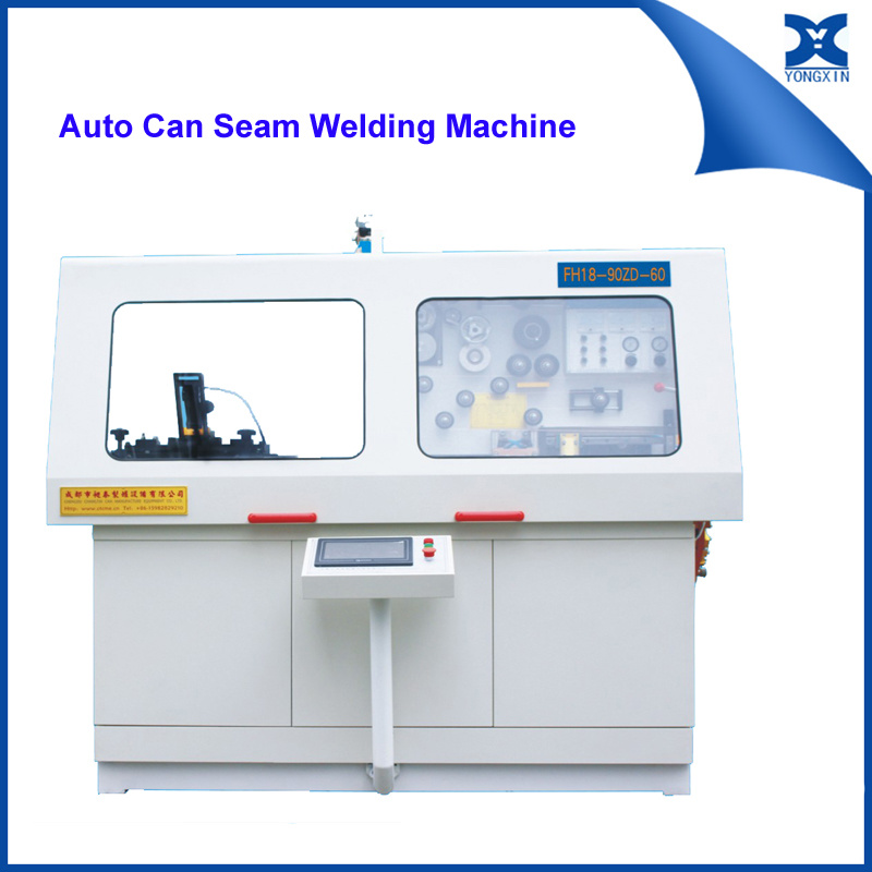 Automatic Seam Welder Machine for Automatic Round Can Production Line