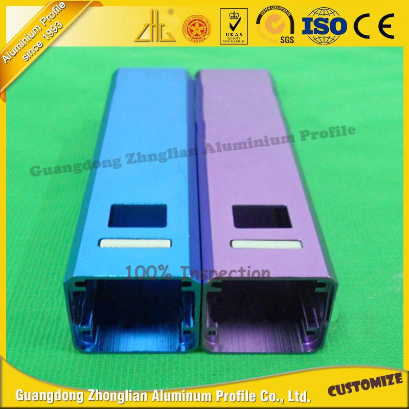 OEM Aluminium Profile CNC Machining for Decoration