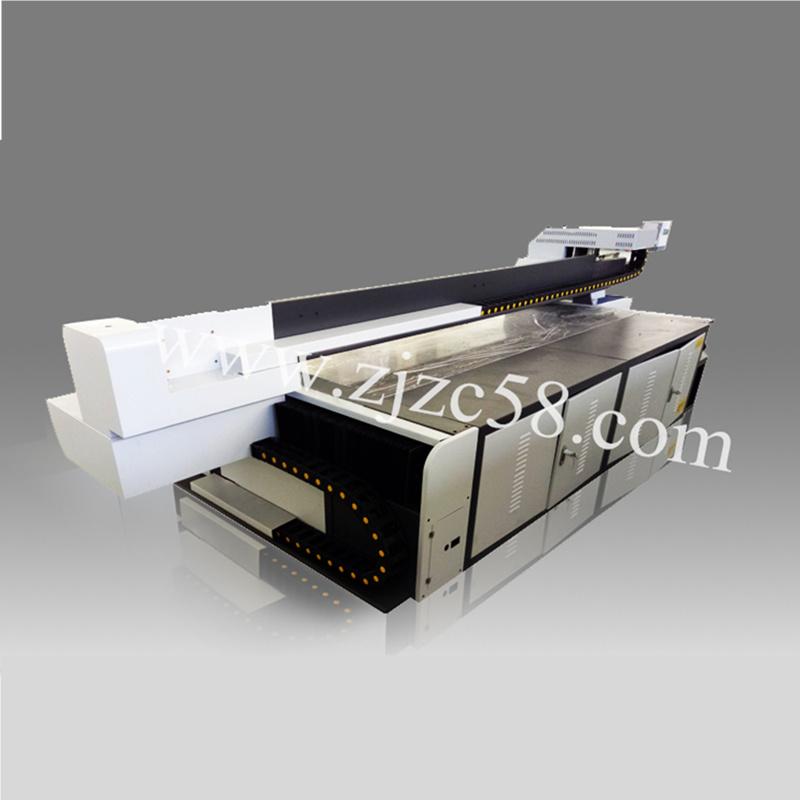 3D Floor/Wall Panel/Wooden Door UV Flatbed Printer