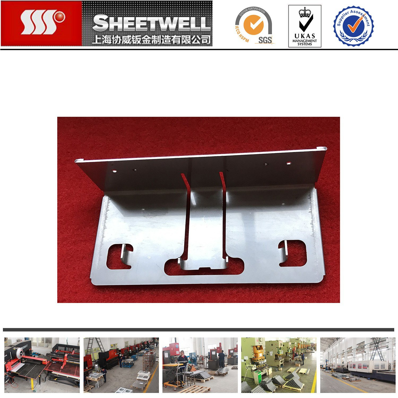 OEM Stamping Aluminum Sheet Metal Parts Use for Machine