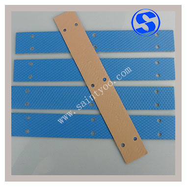 Soft Thermal Conductive Silicone Pad for LED Light