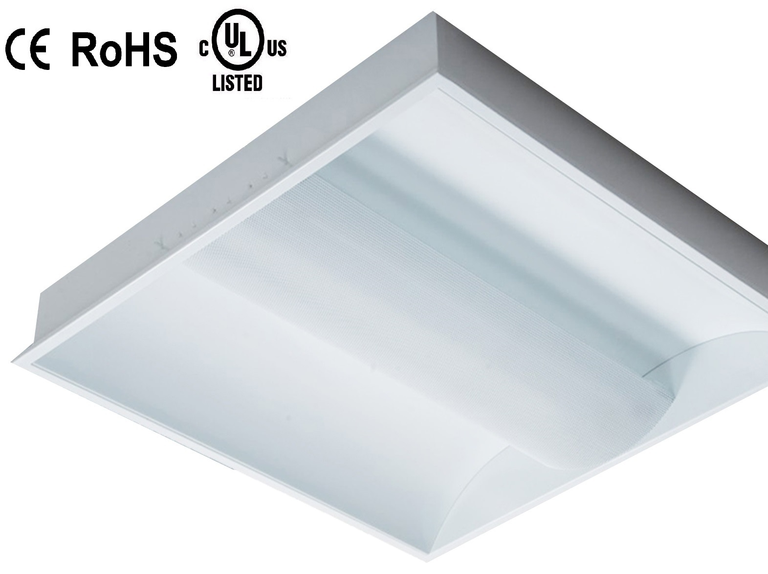 20W 40W 60W Ce RoHS UL Down Troffer Panel LED Grille Lamp